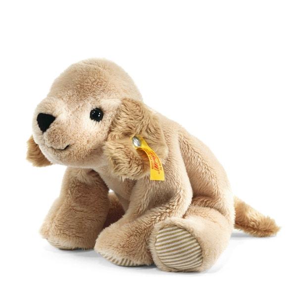 Steiff Mit S/ü/ßer teddyb/ärapplikation Romper Gots para Beb/és